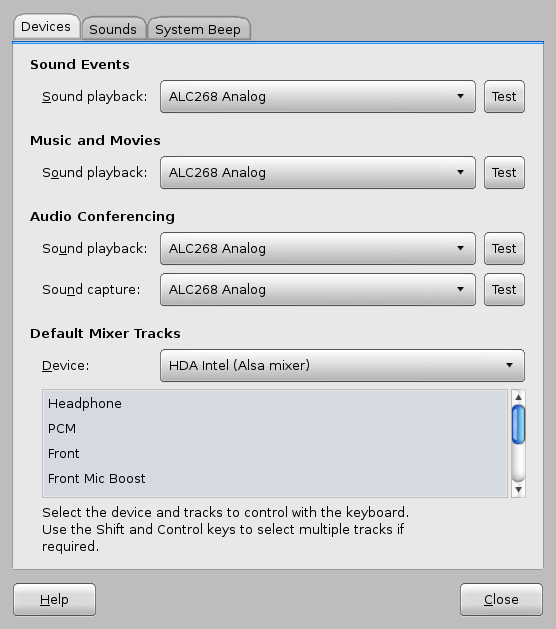 Fix No Sound for Ubuntu in Toshiba Satellite A205-S4707