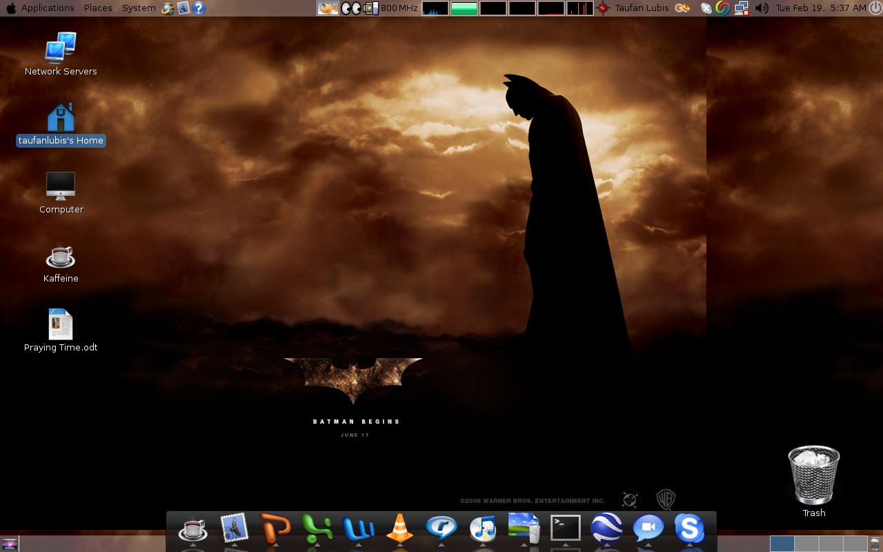 Avant Window Navigator | Taufan Lubis - Ubuntu Linux
