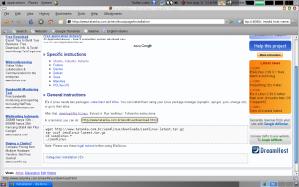 install internet explorer linux ubuntu