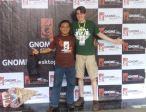 gnome asia 2015-david king