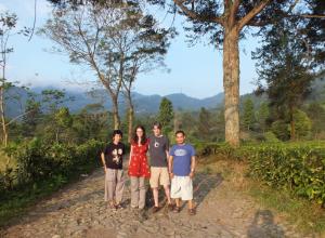gnome asia 2015-gunung mas puncak