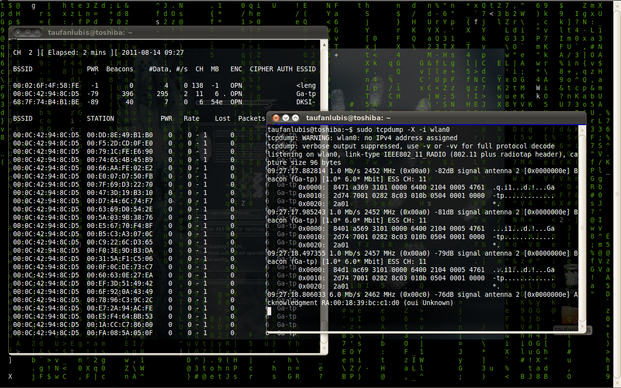 Terminator – Multiple GNOME terminals in one window